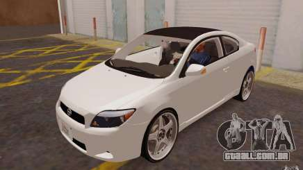 Scion tC para GTA San Andreas