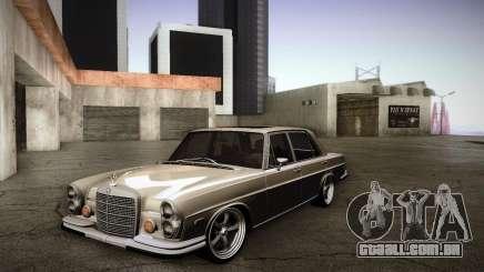 Mercedes Benz 300 SEL - Custom RC3D Edit para GTA San Andreas