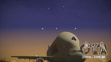 Airbus A300-600ST Beluga para GTA San Andreas