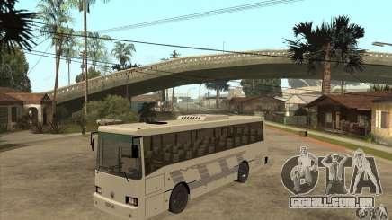 LAZ 42078 (forro-10) para GTA San Andreas