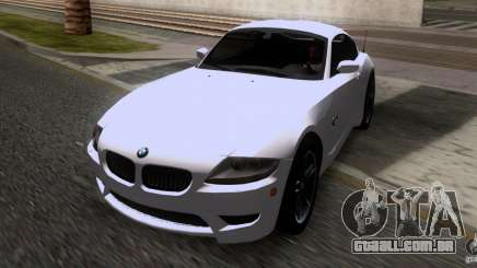 BMW Z4 M Coupe para GTA San Andreas