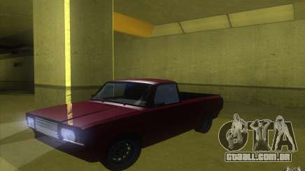 Lada 2107 Street Racing para GTA San Andreas
