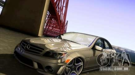 Mercedes-Benz C36 AMG para GTA San Andreas