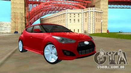Hyundai Veloster Turbo v1.0 para GTA San Andreas