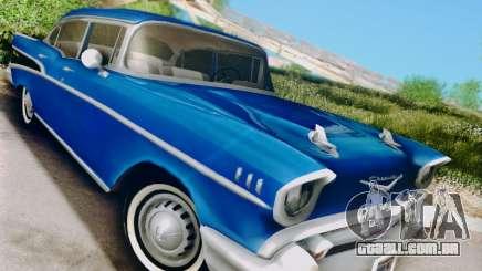 Chevrolet Bel Air 4-Door Sedan 1957 para GTA San Andreas
