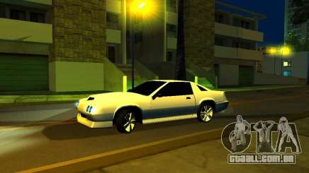 New Buffalo para GTA San Andreas