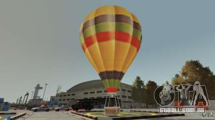 Balloon Tours original para GTA 4