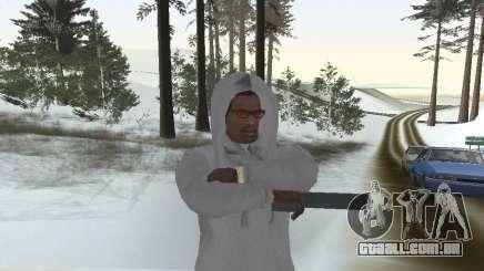 Moletom com capuz para GTA San Andreas