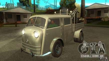 Tempo Matador 1952 Towtruck version 1.0 para GTA San Andreas