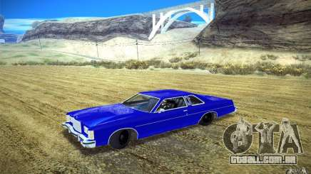 Ford LTD Coupe 1975 para GTA San Andreas