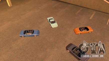 Infernus Revolution para GTA San Andreas
