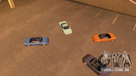 Infernus Revolution para GTA San Andreas