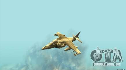 Harrier GR7 para GTA San Andreas