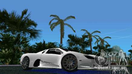 SSC Altimate Aero para GTA Vice City