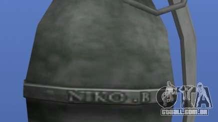 Grenade N.B para GTA 4