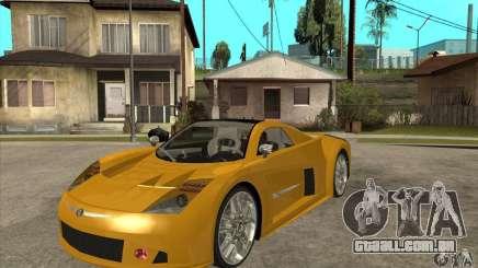 Chrysler ME Four-Twelve Concept para GTA San Andreas