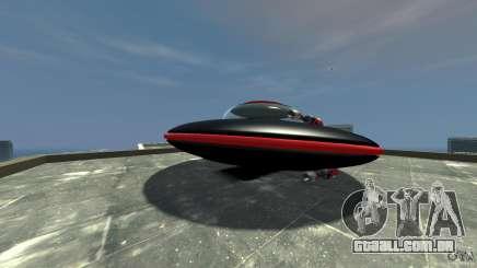 UFO neon ufo red para GTA 4