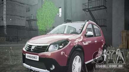 Dacia Sandero Stepway para GTA 4