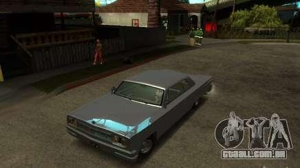 Vodu no GTA IV para GTA San Andreas