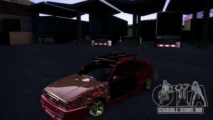 Volkswagen Corrado Rathella para GTA San Andreas