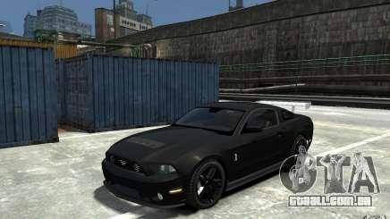 Ford Shelby GT500 v.1.0 para GTA 4