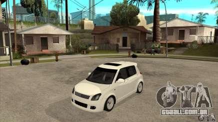 Suzuki Swift 4x4 CebeL Modifiye para GTA San Andreas