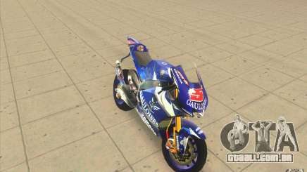 Yamaha M1 Edwards para GTA San Andreas