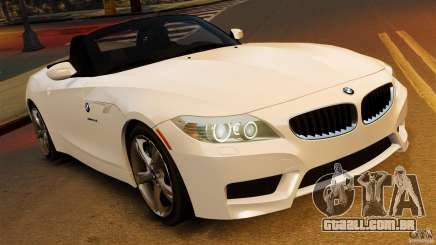 BMW Z4 sDrive 28is 2012 v2.0 para GTA 4