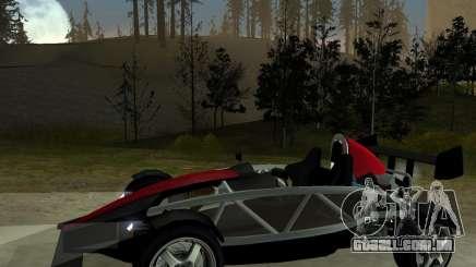 Ariel Atom V8 para GTA San Andreas