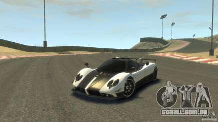 Pagani Zonda Cinque 2009 para GTA 4