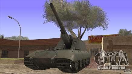 GW Typ E para GTA San Andreas