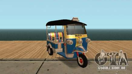 Tuk Tuk Thailand para GTA San Andreas
