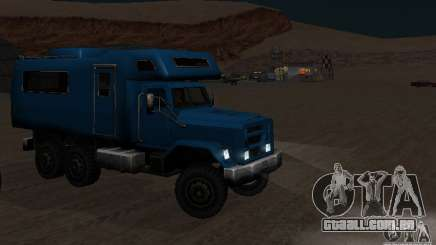 Journey 6x6 Enterable V1 para GTA San Andreas
