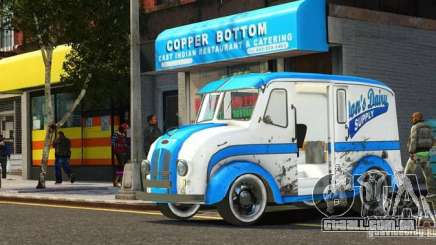 Ford Divco Milk and Icecream Van 1955-56 para GTA 4