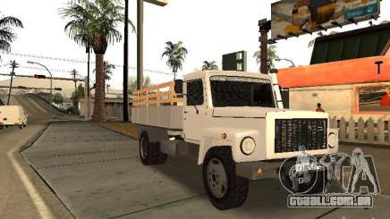 GAZ 3309 Extras para GTA San Andreas