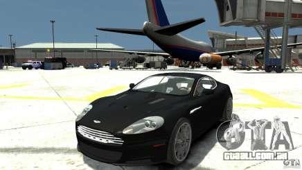 Aston Martin DBS v 1.1 sem tonificação para GTA 4