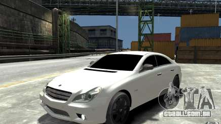 Mercedes Benz CLS Brabus Rocket 2008 para GTA 4