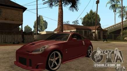 Nissan 350Z JC2 para GTA San Andreas