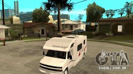 Chevrolet Camper para GTA San Andreas