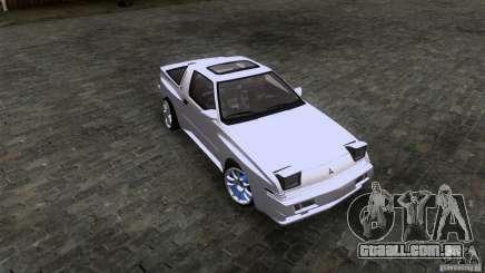 Mitsubishi Starion para GTA San Andreas