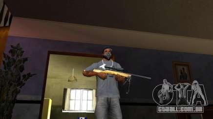 O Rifle M24 para GTA San Andreas