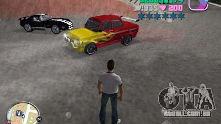 ZAZ 968M para GTA Vice City