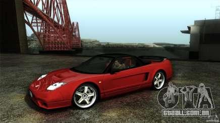 Honda NSX-R 2005 para GTA San Andreas