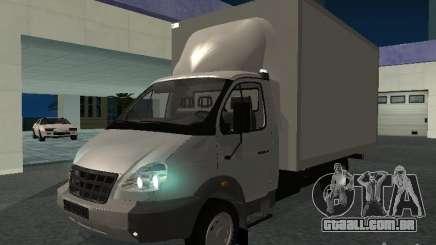 33102 Valday GAZ (longo) para GTA San Andreas