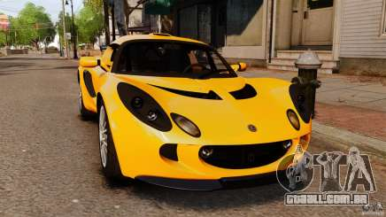 Lotus Exige 240 CUP 2006 para GTA 4