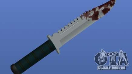 Bloody Knife V1.1 para GTA 4