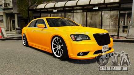 Chrysler 300 SRT8 LX 2012 para GTA 4