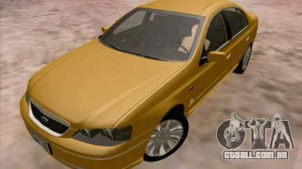 Ford Falcon Fairmont Ghia para GTA San Andreas