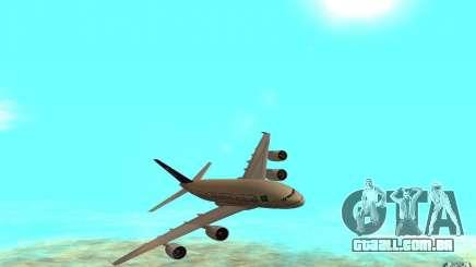 Airbus A380 - 800 para GTA San Andreas