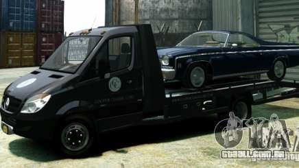 Mercedes-Benz Sprinter 3500 para GTA 4